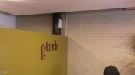 At the GTECH Office